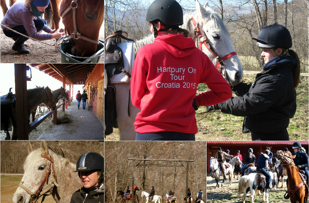 Hartpury College at Linden Tree Retreat & Ranch